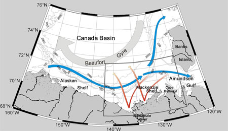 Beaufort_Sea_map