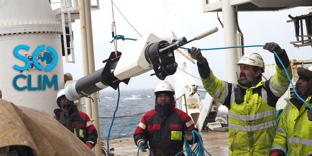 SOCLIM met en évidence la variabilité des stocks de carbone dans l'océan Austral