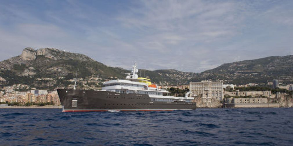 Dans le sillage du Prince Albert 1er de Monaco...
