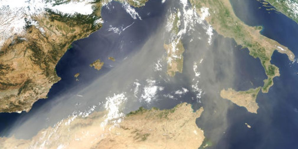 Comment le Sahara nourrit la Méditerranée ? Le projet PEACETIME