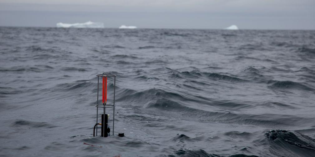 Les sources hydrothermales profondes stimulent des efflorescences phytoplanctoniques dans l'océan Austral