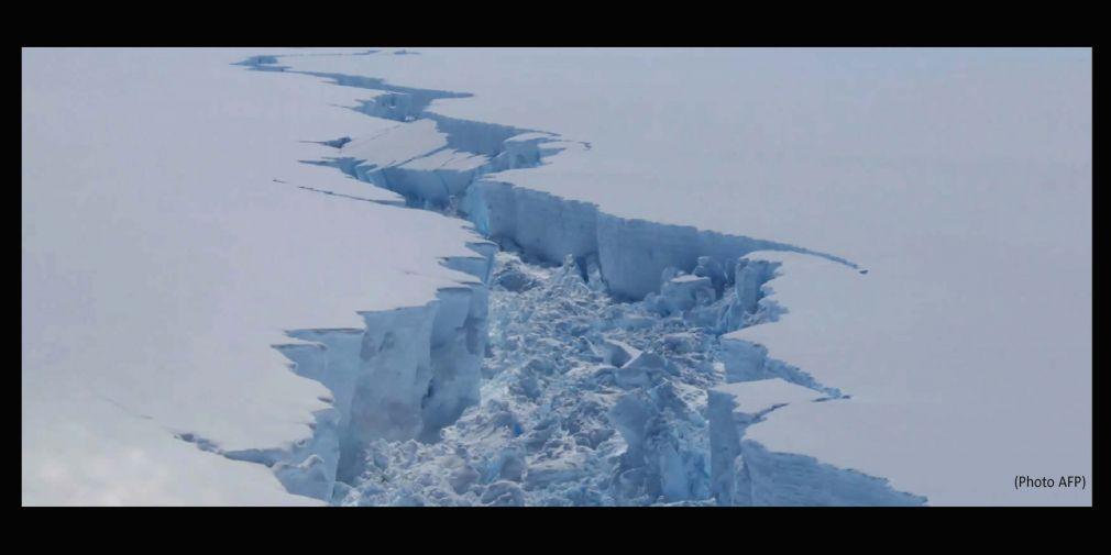 L'océan : un fabuleux régulateur du climat planétaire.