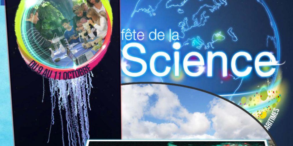 Fête de la science à l'Observatoire de Villefranche-sur-Mer :  Un Rayon dans l'Ocean !