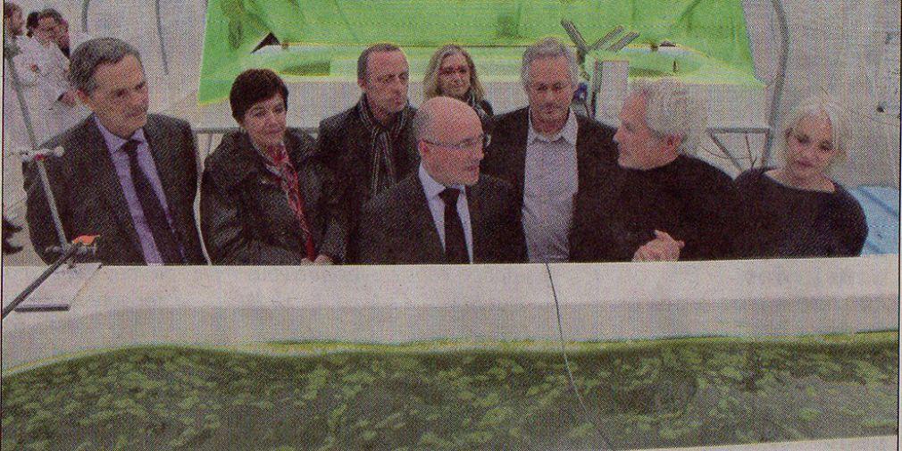 La commune de Villefranche-sur-Mer et l'Observatoire Océanologique s'unissent pour valoriser le milieu marin