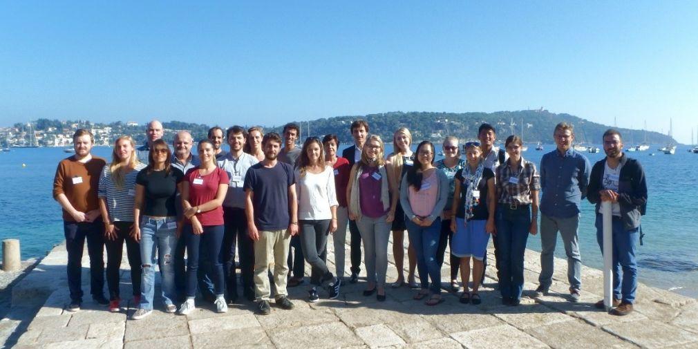 L'Observatoire Océanologique de Villefranche-sur-Mer participe au programme FADEx-O (French American Doctoral Exchange on Oceans)