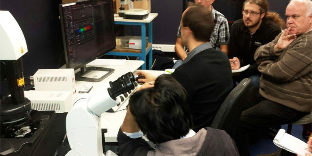 La plateforme d'imagerie PIV  se dote d'un nouveau microscope confocal