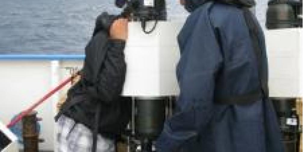 Campagne océanographique BioArgoMed