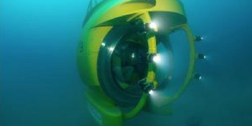 Les scientifiques de l'Observatoire océanologique de Villefranche-sur-Mer mènent «une mission exploratoire» dans les grands fonds de la Méditerranée