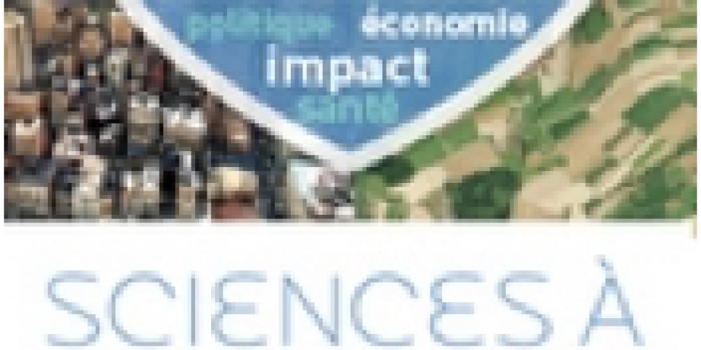 """Conférence de Jean-Pierre Gattuso le jeudi 9 avril 2015 - Cycle de conférences """"Sciences à Coeur"""" de Sorbonne Université"""