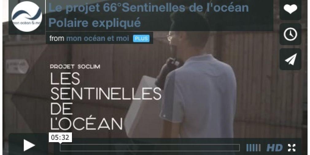Un robot pour explorer l'océan Antarctique - Article dans le Huffington Post
