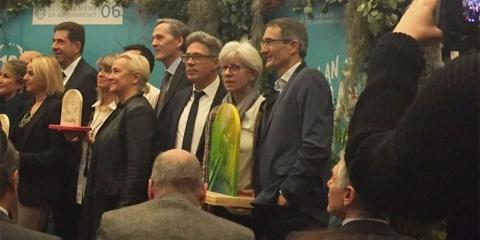 """L'IMEV récompensé par 2 prix aux """"Trophées Climat-Energie 06"""""""