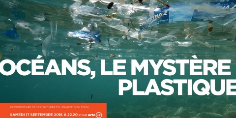 """""""Océans, le mystère plastique"""" sur Arte"""