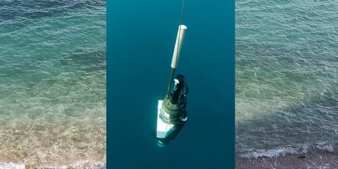 """""""Twilight zone"""" : un des mystères de la capture du carbone par l'océan est résolu"""