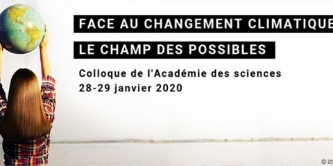 Face au changement climatique, le champ des possibles