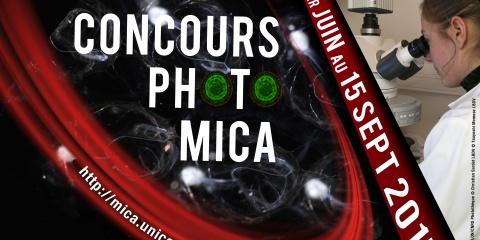 Concours Photo MICA pour les scientifiques azuréens