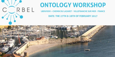 CORBEL : Ontology Workshop