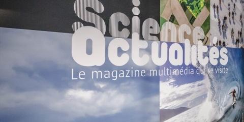 La Mission Océan Austral s'expose à la Cité des Sciences et de l'Industrie