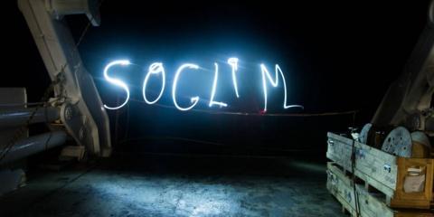 Revivez l'expérience SOCLIM grâce aux vidéos proposées par les deux reporters embarqués sur le Marion Dufresne avec l'équipe scientifique !
