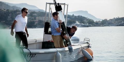 A Bloom for Ocean Robots - CNRS News