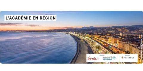 """""""L'Académie en région"""" - L'Académie des sciences à Nice et à Sophia Antipolis les 20 et 21 juin 2019"""